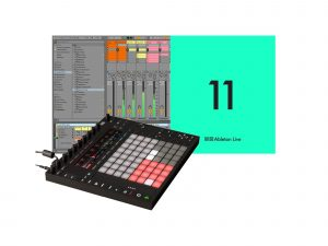 Ableton Push 2 + Free Live 11 Suite (Available only in Baltics)