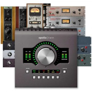 Universal Audio Apollo Twin MKII Duo Heritage
