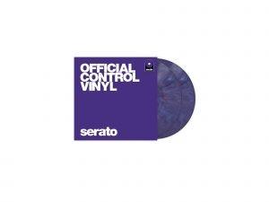 Serato Performance Series 12″ Control Vinyl – Transparent Purple (pair)