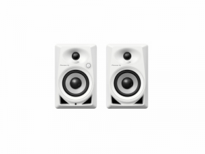 Pioneer DM-40 White (pair)