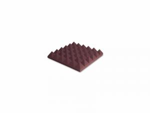 EZ Foam Pyramidal 10cm Garnet