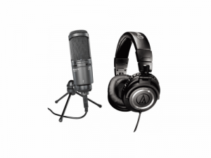 Audio-Technica Podcast Set Lite