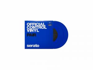 Serato Performance Series 7″ Control Vinyl – Blue (pair)