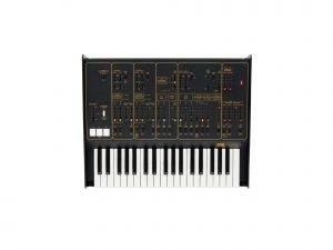 ARP Odyssey FS Rev2 – Black/Gold