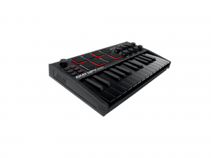 Akai Professional MPK Mini MK3 Limited Edition Black on Black