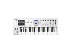 Arturia KeyLab 49 MK2 White + Free V Collection 7