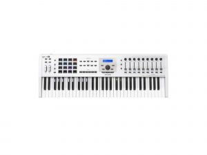 Arturia KeyLab 61 MK2 White + Free V Collection 7