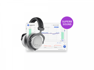 Beyerdynamic DT 880 Pro + Sonarworks SoundID Reference Individual Calibration without Software