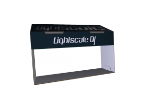 Lightscale DJ Sun Shade for CDJ