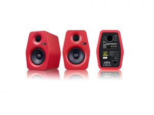 Monkey Banana Turbo 5 Red (pair)