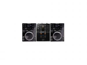 Pioneer CDJ-350 + DJM-250MK2