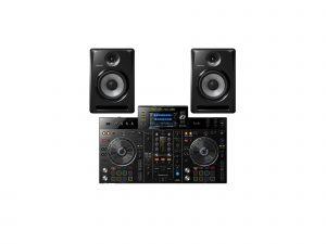 Pioneer XDJ-RX2 + S-DJ80X Pair