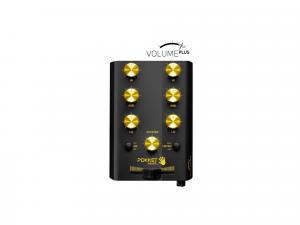 "Pokket Mixer Mini-DJ-Mixer ""Volume PLUS"""