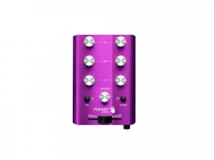 "Pokket Mixer Mini-DJ-Mixer ""Purple Rain"""