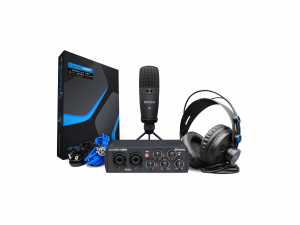 PreSonus AudioBox 96 Studio Recording Kit – 25th Anniversary Edition