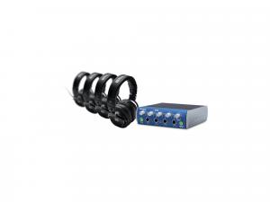 PreSonus HP4 + 4pcs HD9 Headphones Pack