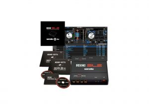 Rane SL2 with Serato Scratch Live