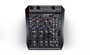 Solid State Logic SiX Desktop Mixer
