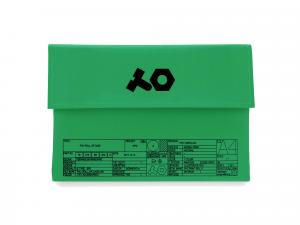 ge Engineering OP-Z Roll-Up Bag Green