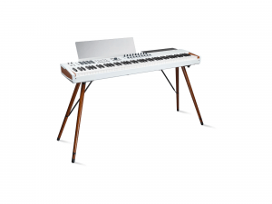Arturia KeyLab88 MK2 + Wooden Legs Bundle + V-Collection V7 + Pigments