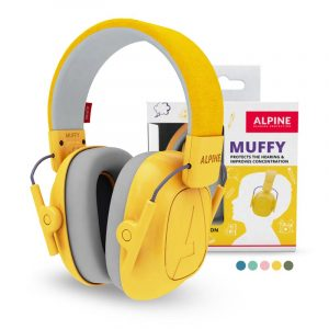 Alpine Muffy Yellow