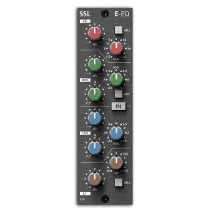 Solid State Logic 500-Series E EQ Module