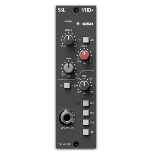 Solid State Logic 500-Series VHD+ Preamp