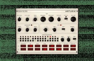 Arturia SEM-Filter