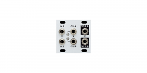 Intellijel Dual VCA 1U