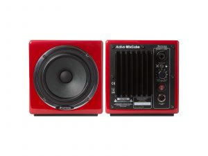 Avantone MixCube Active Red (Pair)