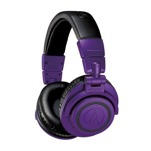 Audio-Technica ATH-M50xBT PB (Purple/Black)