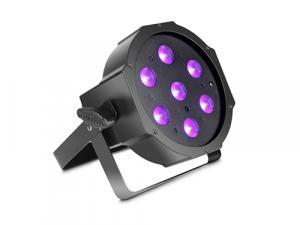 Cameo Flat Par UV (7x3w) (Rent)