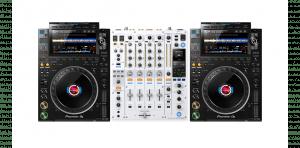 Pioneer 3000 + 900NXS2 Set (Rent)