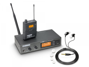 LD Systems wireless In-Ear Monitoring System (Rent)
