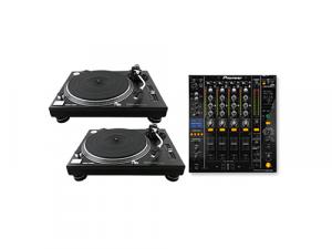 Technics DJ Set (Rent)