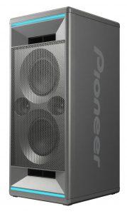 Pioneer XW-SX50 Grey