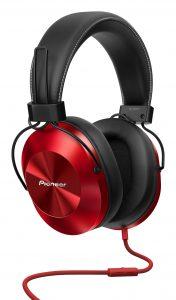 Pioneer SE-MS5T Red