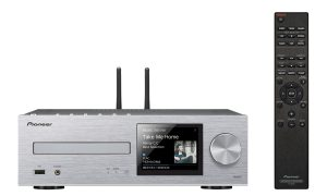 Pioneer XC-HM86 Silver