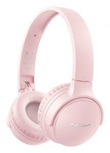 Pioneer SE-S3BT Pink