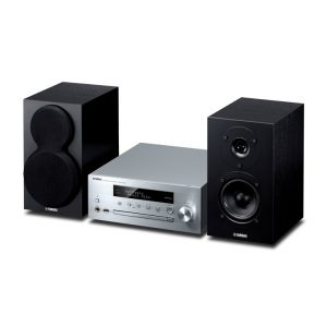 Yamaha MusicCast MCR-N470D Silver