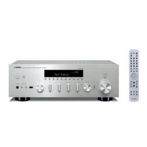 Yamaha MusicCast R-N602 Silver