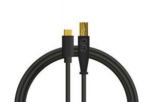 Dj Techtools Chroma USB-C Cable Black