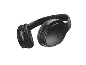 Bose QuietComfort 35 II Wireless Acoustic Noise-cancelling Black