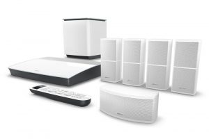 Bose Lifestyle 600 White
