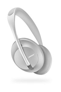 Bose Noise-Cancelling Headphones 700 Silver
