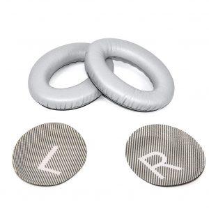Bose QuietComfort 35 austiņu nomaināmie polsteri, Silver