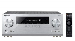Pioneer VSX-LX302 Silver