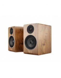 Acoustic Energy AE100 Speakers Wood