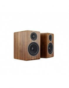 Acoustic Energy AE300 Speakers Wood