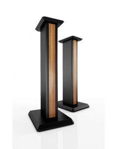 Acoustic Energy Speaker Stands Light Wood